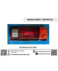 ไฟท้าย Nissan Sunny B12 ข้างขวา (นิสสัน ซันนี่ B12) ปี 1985-1990