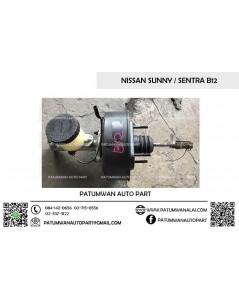 หม้อลมเบรค Nissan Sunny/Sentra B12 (นิสสัน ซันนี่ B12)