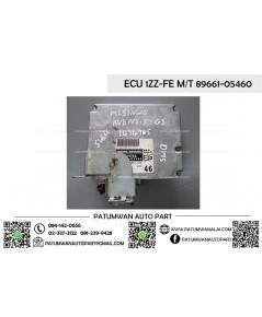 กล่องควบคุมเครื่อง ECU Toyota 1ZZ-FE M/T 89661-05460 (โตโยต้า) เกียร์ธรรมดา ป้ายดำ