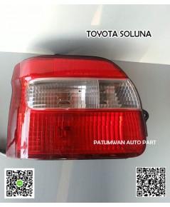 ไฟท้าย Toyota Soluna AL50 (โตโยต้า โซลูน่า ตัวแรก) ข้างซ้าย ปี 1994-1999