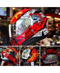 หมวกกันน็อค SHOEI Z7 Brave Warrior Thailand Limited