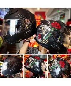 หมวกกันน็อค SHOEI Z7 Dystopia TC5