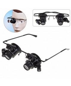 แว่นตาขยาย สำหรับงานซ่อมโทรศัพท์-นาฬิกา-จิวเวอรี่