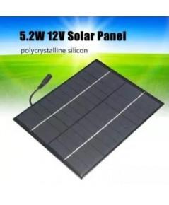 โซล่าเซล  Mini Solar Panel 12V 5.2W