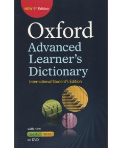 Oxford Advanced Learner\'s Dictionary New 9th Edition (On DVD)