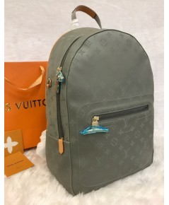 Louis Vuitton Monogram Titanium Backpack PM M43882