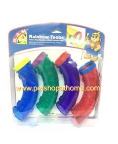 ท่อต่อกรงแฮมสเตอร์ Rainbow Toobs