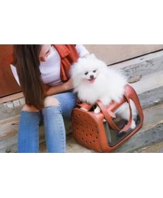 Ibiyaya กระเป๋าใส่สัตว์เลี้ยง Portico Deluxe