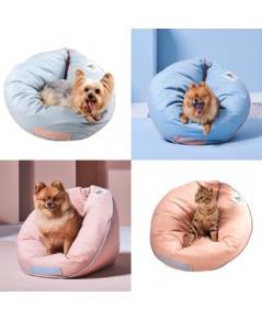 Ibiyaya Snuggler Pet Nook ที่นอนสัตว์เลี้ยง มี 2 สีค่ะ