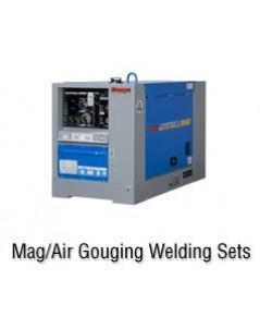 เครื่องเชื่อม Mag/Air Gouging Welding Set ขนาด 3KVA