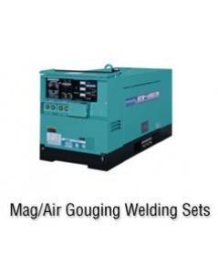 เครื่องเชื่อม Mag/Air Gouging Welding Set ขนาด 15KVA~25KVA