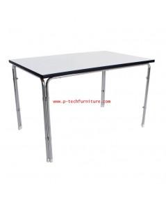 โต๊ะอเนกประสงค์ แบบหน้าโฟเมก้าขาว รุ่น ATK-76150