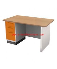 โต๊ะทำงานเหล็ก รุ่น BS-123