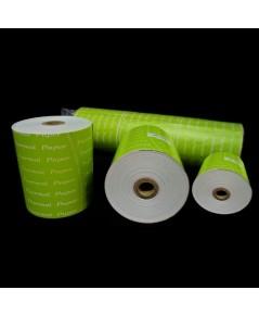 กระดาษเทอร์มอล 80x60 มม. (แพ็ค 3 ม้วน)