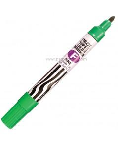 ปากกาเคมี ไพล็อต หัวกลม สีเขียว (ด้าม)