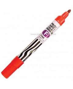 ปากกาเคมี ไพล็อต หัวกลม สีแดง (ด้าม)