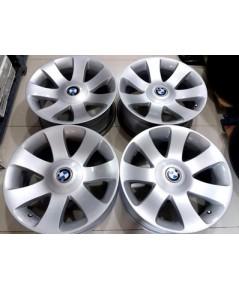11800/4วง ล้อBMW18นิ้วแท้ Made in italy กว้าง8นิ้ว ET24 ใส่ BMW ได้ทุกรุ่น สีสวยไม่มีซ่อมสภาพใหม