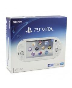 PS Vita 2000 Wifi White FW 3.60