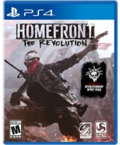 PS4 Homefront : The Revolution Z3