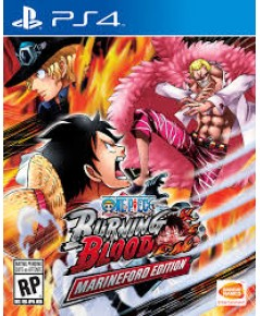 PS4 ONE PIECE : BURNING BLOOD Zone3 ENG