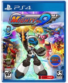 PS4 Mighty No.9 Z3