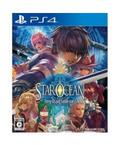 PS4 Star Ocean 5:Integrity and Faithlessness Z3 Eng