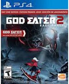 PS4 God Eater 2: Rage Burst Z3 Eng