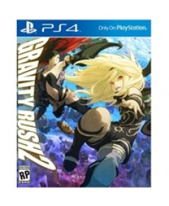 PS4 GRAVITY RUSH 2 R3 Eng