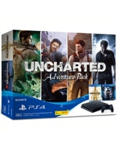 PS4 Slim 500G Uncharted Adventure Pack ประกันศูนย์ไทย 2 ปี