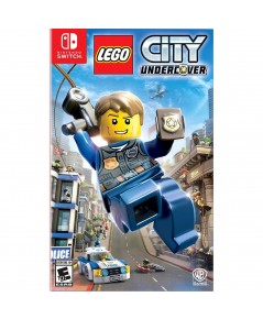 SW Lego City Undercover Eng