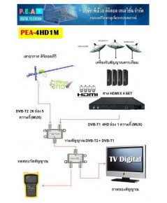 4HD1M (4HD To 1DVB T)