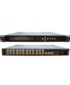 24SD MPEG 2 Digital Encoder