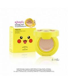 AA Matte Powder Cushion Oil Control SPF50 PA+++ 6g Cathy Doll Pokemon Edition เบอร์ 24 Medium Beige