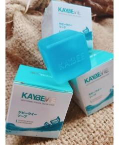 สบู่เคบีวี่ Kaybevie Soap สบู่น้ำแร่จากแบรนด์ Kaybee 40g.