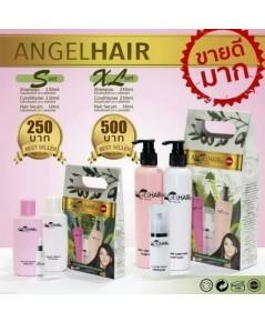แชมพูนางฟ้า เร่งผมยาว Angel Hair set by Nisa (ชุดใหญ่)