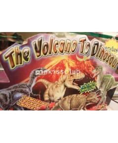 ไข่ไดโนเสาร์ ภูเขาไฟระเบิด