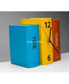 นาฬิกาสันหนังสือ