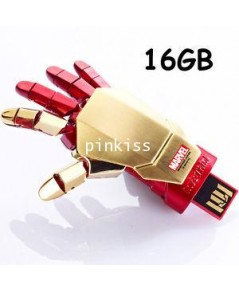 แฟลชไดร์ฟ Iron Man 3 แบบมือ 16 GB