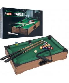 เกมส์โต๊ะพูล Mini Pool Table โต๊ะพลูมินิ 36 cm