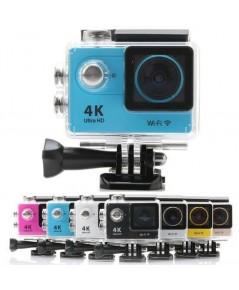 กล้อง Sport Camera 4K พร้อมรีโมท