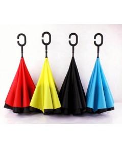 ร่มหน้าฝน ร่มกลับด้าน Inverted Umbrella