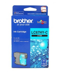 BROTHER LC-67HY CYAN