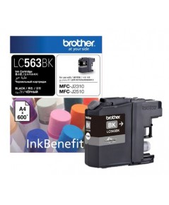 BROTHER LC-563BK