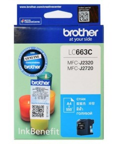 BROTHER LC-663C