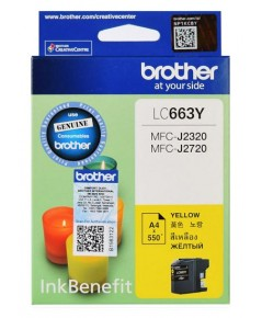 BROTHER LC-663Y