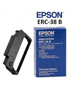 EPSON ERC-38B RIBBON BLACK