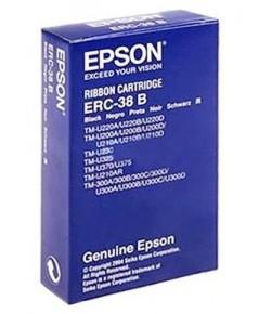 EPSON ERC-38B/R RIBBON BLACK/RED