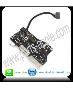 Audio Jack USB DC Board+IO Cable For Macbook Air13-inch