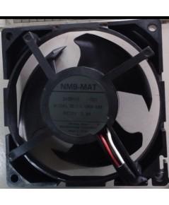 มอเตอร์พัดลมตู้เย็น NMB-MAT DC12V 0.3A.