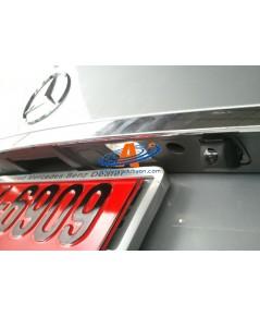 Benz C200 และ Benz ทุกรุ่นติดกล้อง กับจอเดิมของรถ